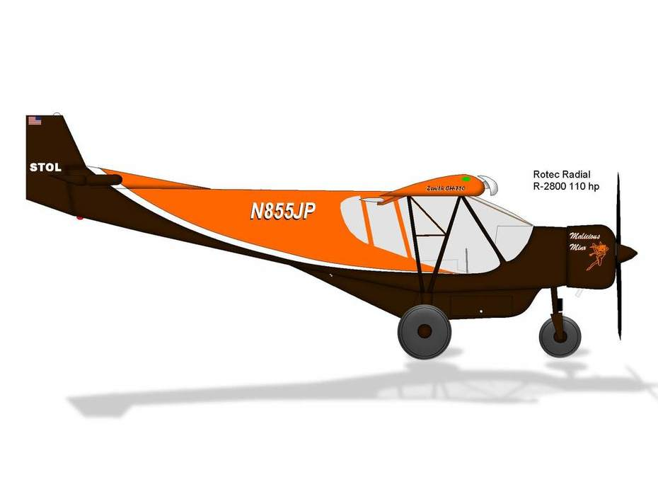Jay Parker's Page - Zenith Aircraft Builders and Flyers