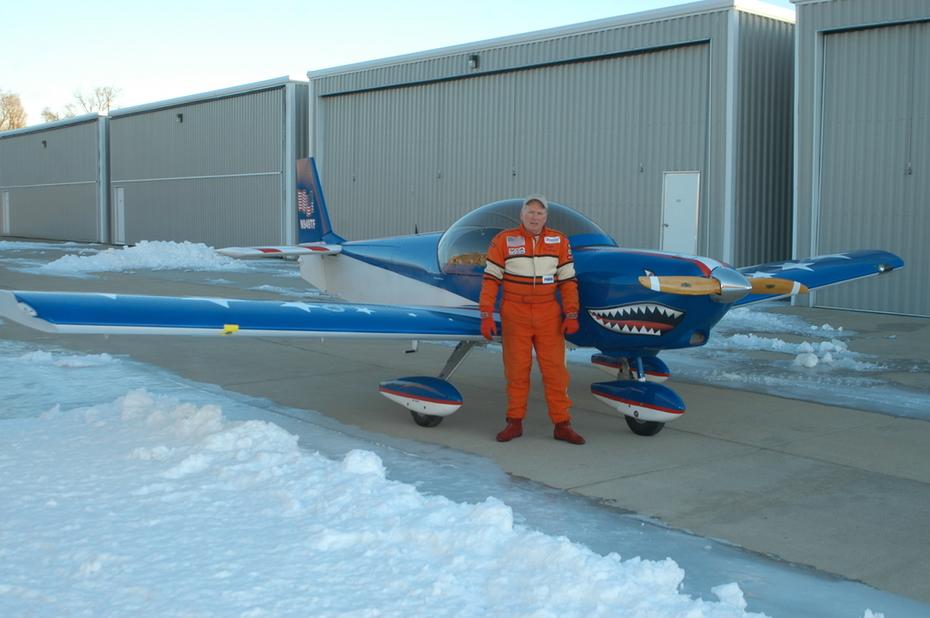 First Flight T. Finley 031