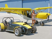 Zenith's new STOL CH 750 factory demo aircraft