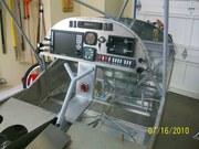 CH750 center console