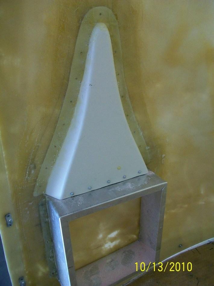CH 750 912S air filter box