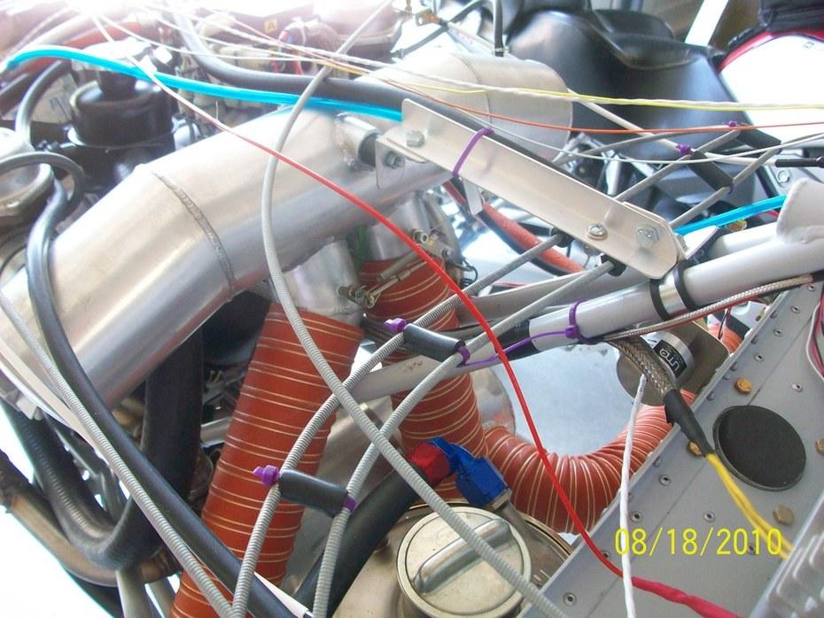 CH 750 Rotax 912S air box