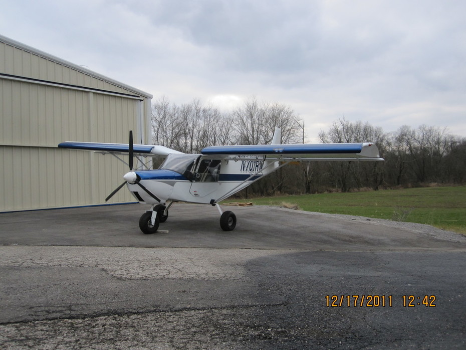 New life: Rotax-powered STOL CH 701