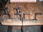 12 - Foot Pedal Weldments