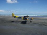 CH701 on the Black Sands Beach.