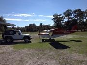 Sky Jeep meets Land Jeep - 1