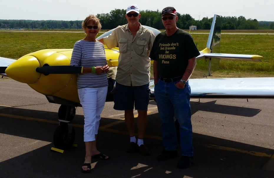 Parents with N63PZ