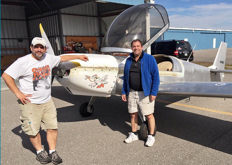 First Flight: Brad Cohen's Zenith CH 601 XL-B