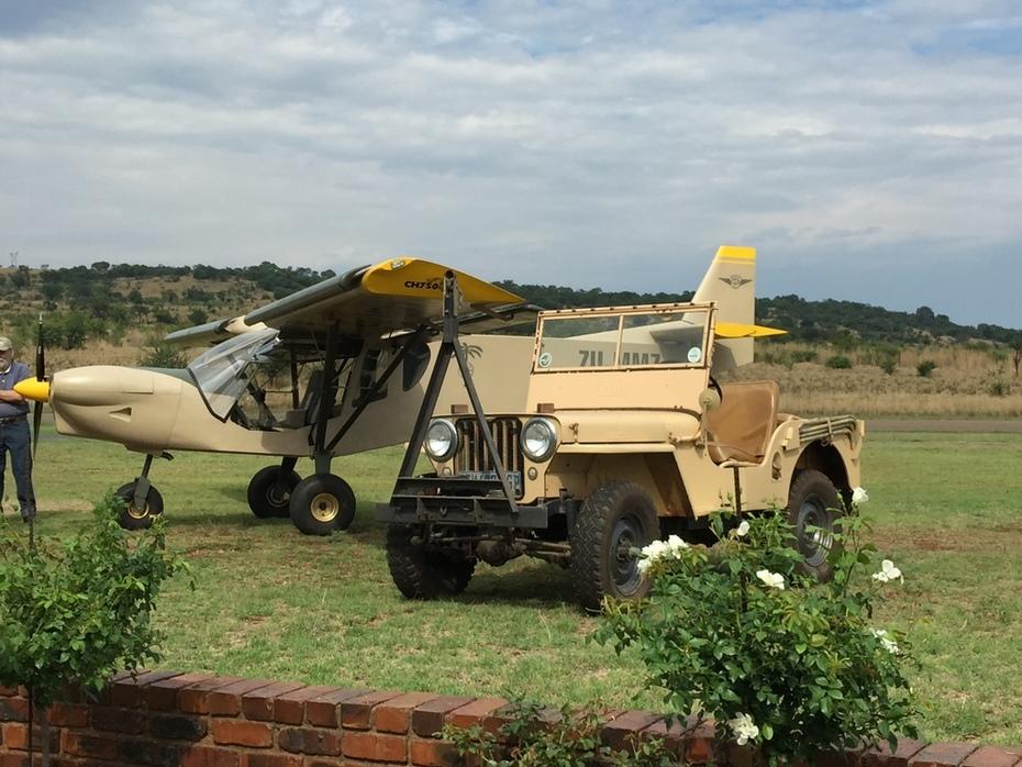Sky Jeep