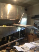 Horizontal and vertical Stabilizer Install