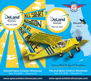 DeLand Sport Aviation Showcase: Nov 3 - 5