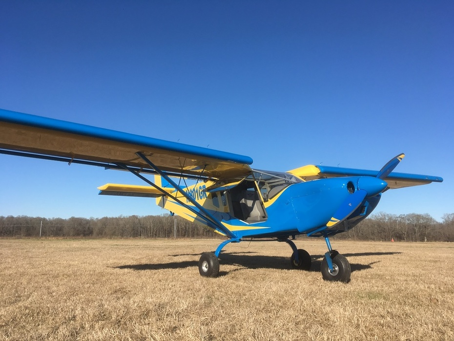 STOL CH 801 - Zenith Aircraft Builders and Flyers