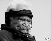 Ο βοσκός Μαυρόκωστας Λευτέρης από τα Σίσαρχα
