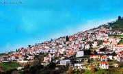 Το χωριο Γλώσσα, Σκόπελος