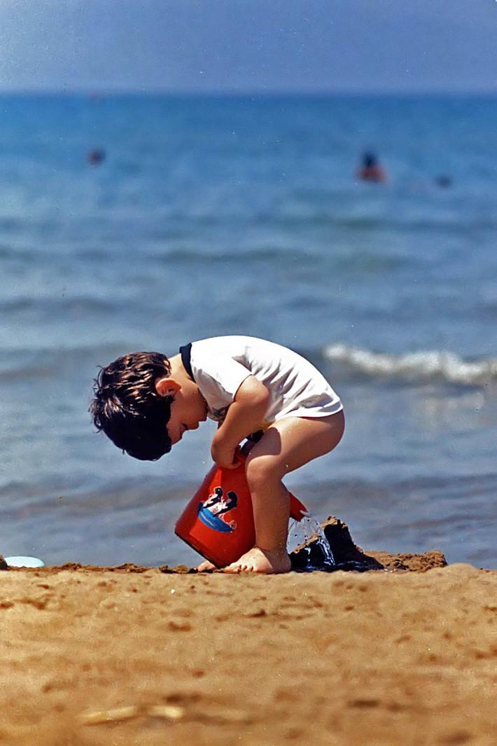 Δημιουργίες στην άμμο
