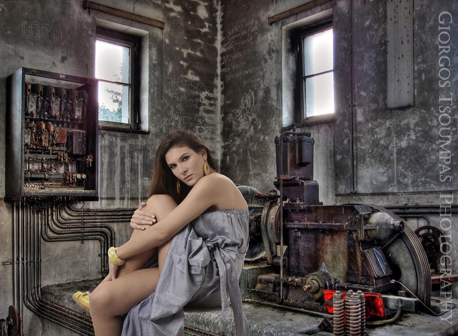 Η Εγκαταλελειμμένη Φάμπρικα & η Σοφία