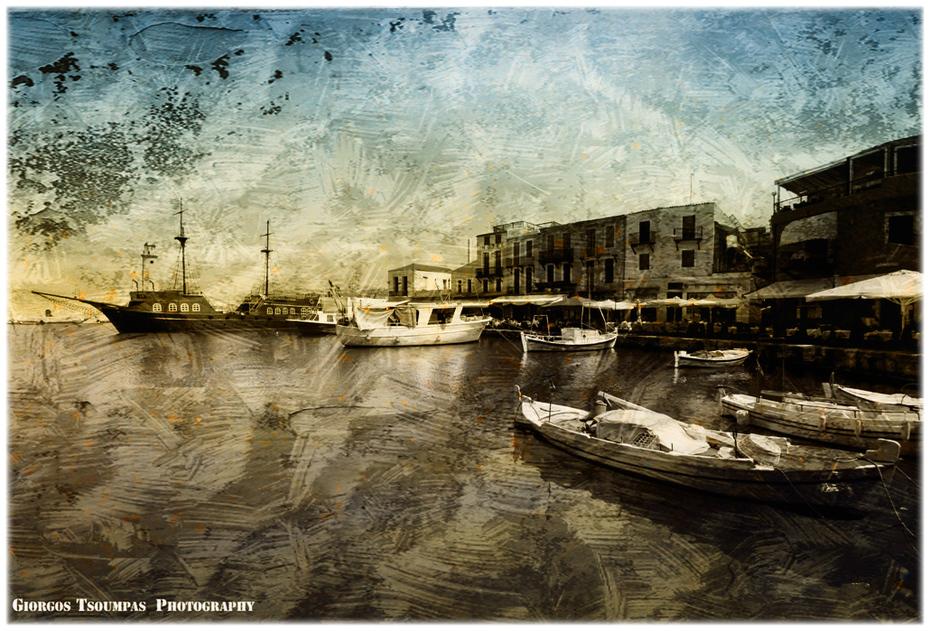 Ενετικό λιμάνι Ρεθύμνου