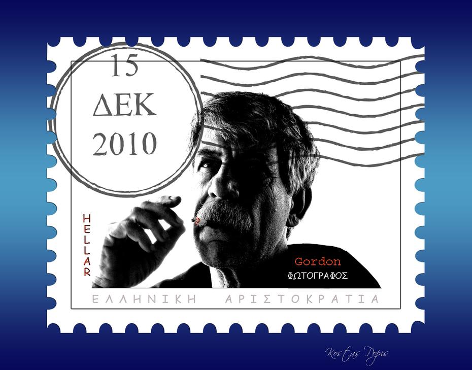 συλλεκτικό γραμματόσημο.