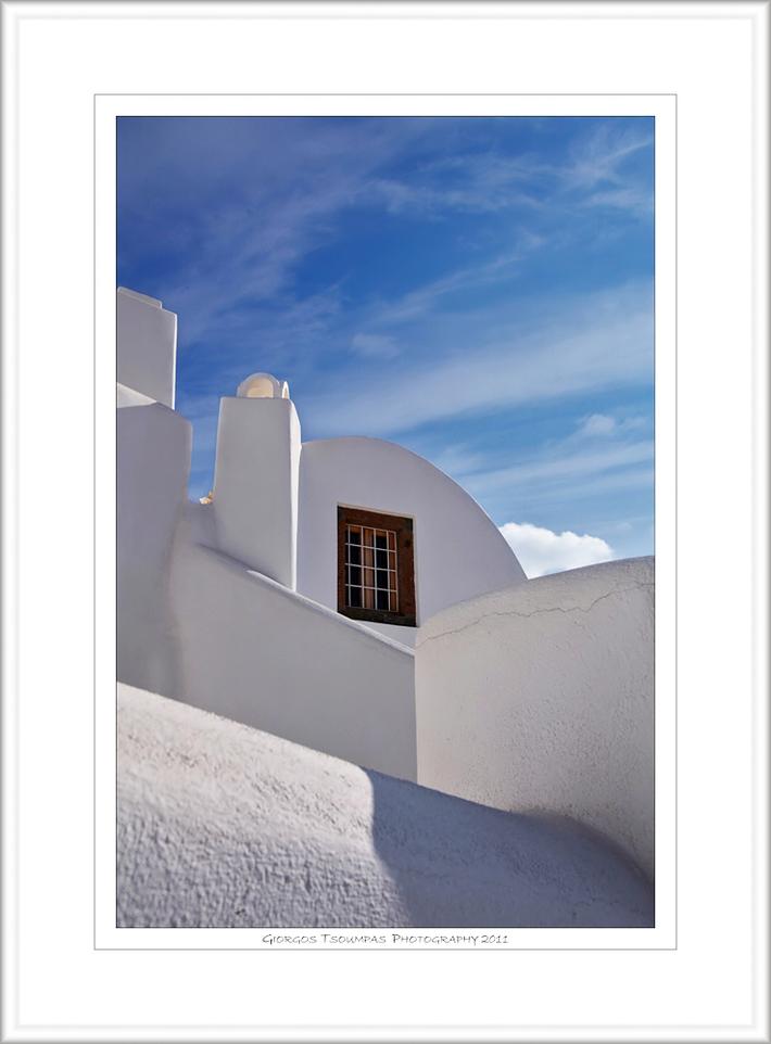 Αρχιτεκτονική και χρώματα  Κυκλάδων