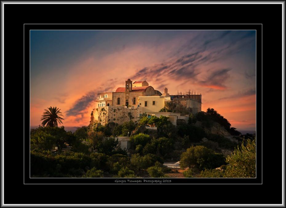 Μονή Παναγίας της Χρυσοσκαλίτισσας στον Ν Χανίων