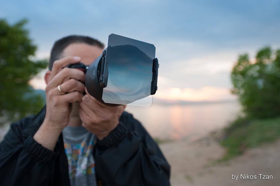 Φωτογραφίζοντας τοπία