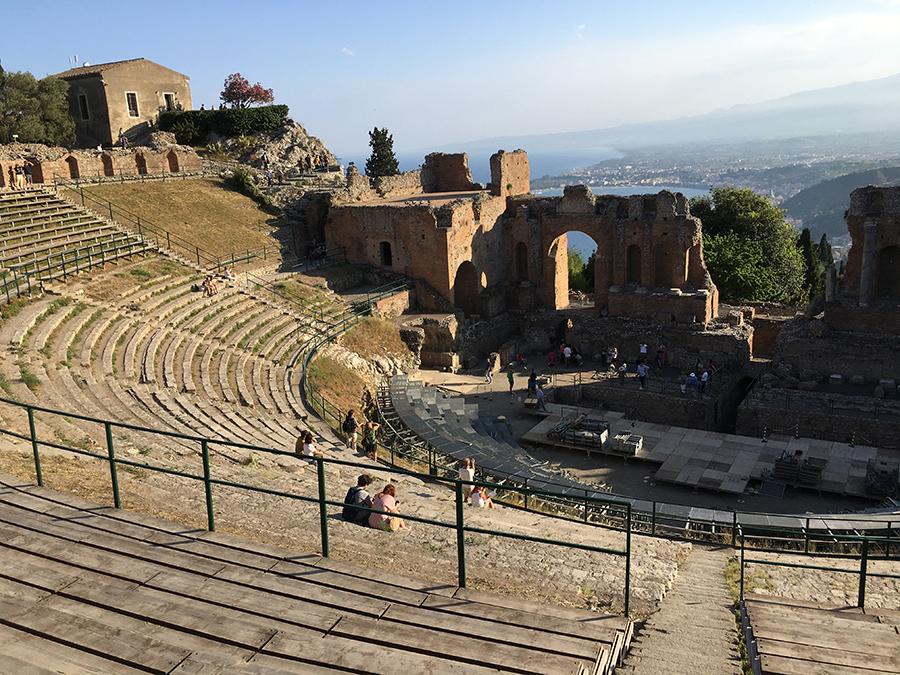 Θέατρο Ταορμίνας