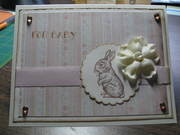 Bunny for baby