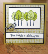 Wild Blossoms Birthday Card