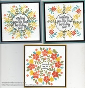 =wreath builder cards