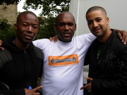 Denis McClean, I and Gamma @ Manchester Outreach