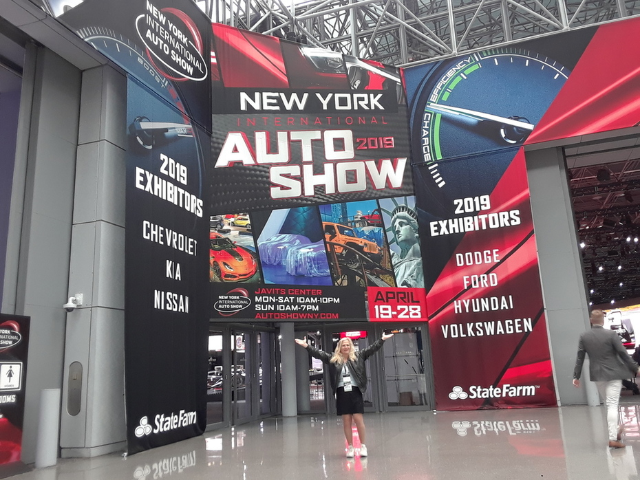 New York International Auto Show 2019 Welcome!!!