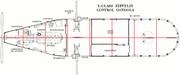 Y Class Dirigible control gondola plan