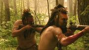 Attaque des Iroquois