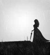 Rui Almeida: Umbrellas in Black and White