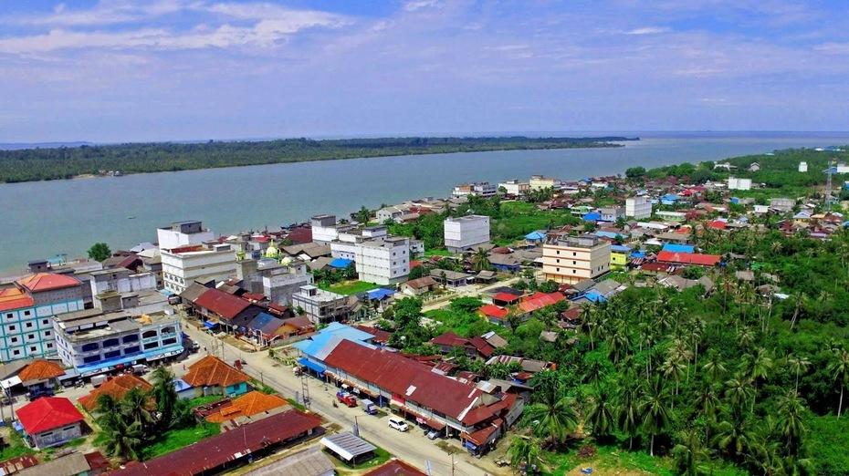 跟《馬來紀年》走一帶一路·印尼廖內Tanjung Batu