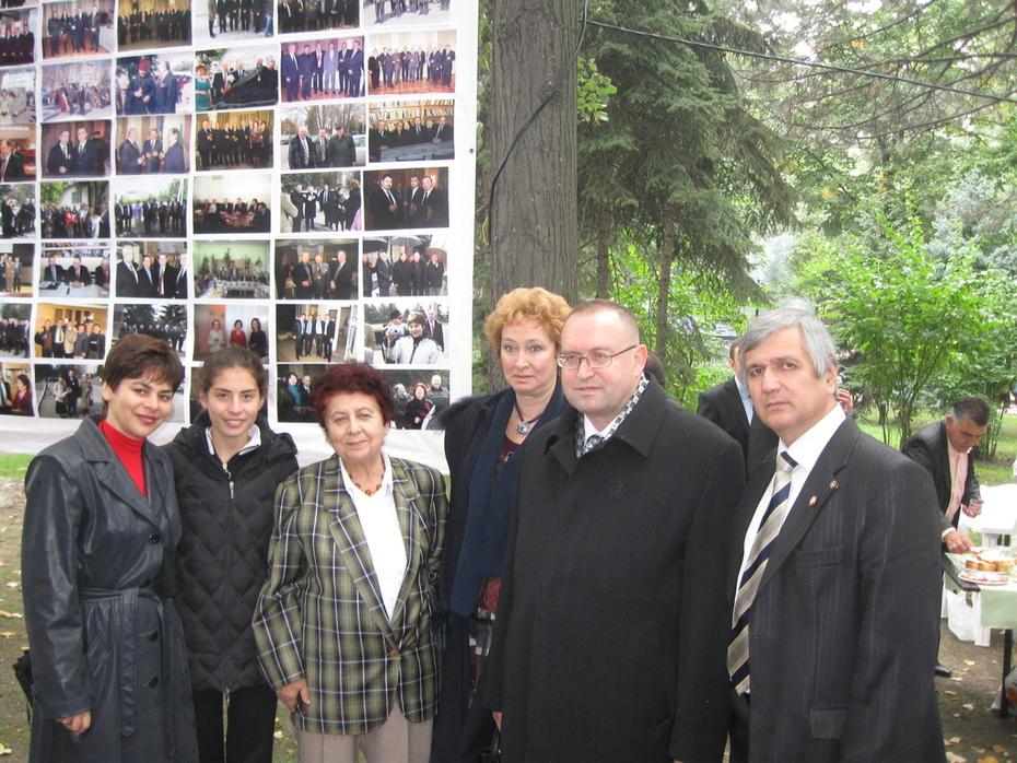 посланик на Република България в РМ госп.Панайотов