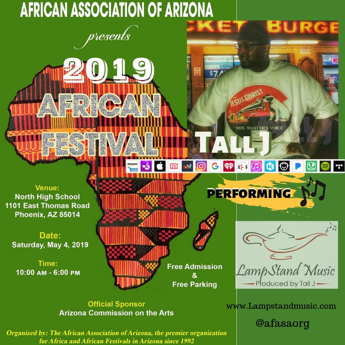 2019 African Festival