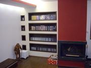 Rekonštrukcia domu, obývacia izba 3