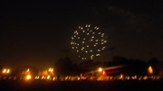 Rancho Park Fireworks - What a Blast