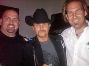 Cory Collins, John Rich, Joe Collins