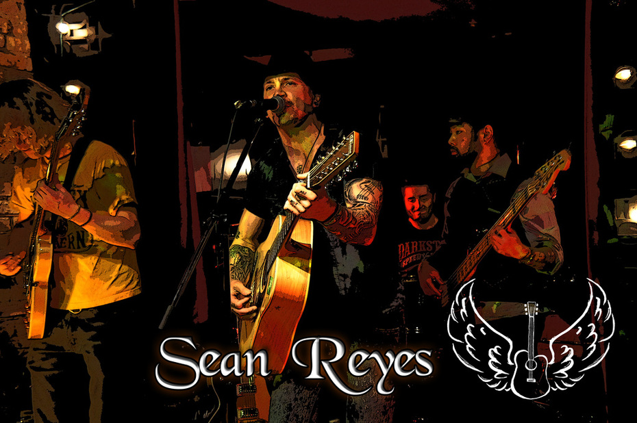 Sean Reyes Band Shot