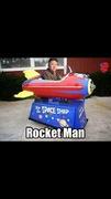 Rocket Man!!!