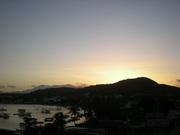 ATARDECER 1 EN BAHIA DE PAMPATAR 12.07.08