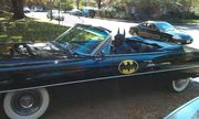 Converted Caddy to Batmobile
