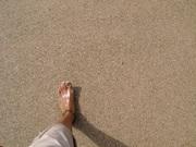 Footsteps - chamela,mex