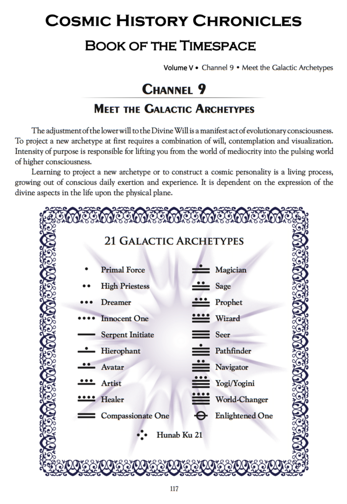 Channel 9 • Meet the Galactic Archetypes