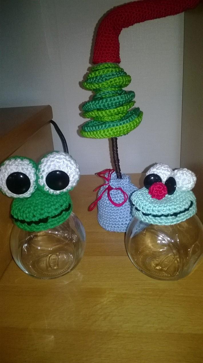 Weihnachtsgläser + Baum