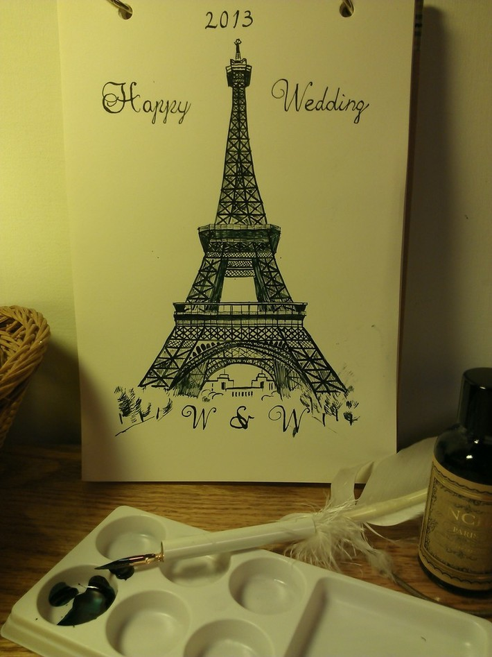 巴黎鐵塔5