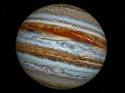 Hermoso Jupiter
