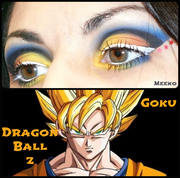 Dragon Ball Z Inspired Look